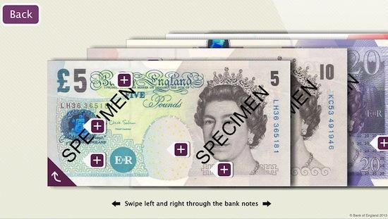 Engelse bank laat je door gigantische goudvoorraad wandelen