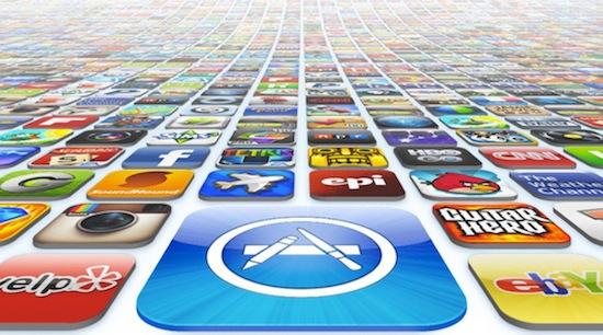 Infographic: in de top 10 van de App Store komen