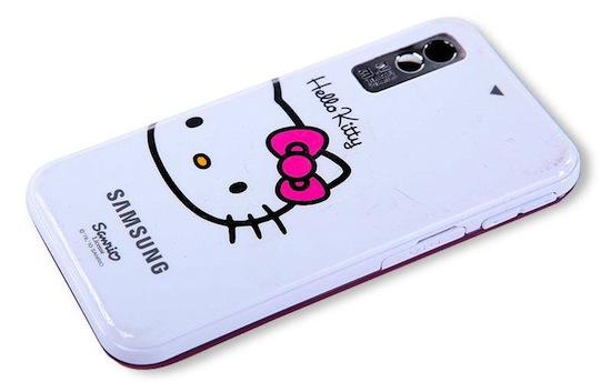 De Hello Kitty-telefoon van Jesse Pinkman