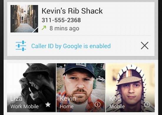 Caller ID by Google
