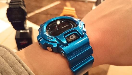 Casio G-Shock GB-X6900B - hands-on