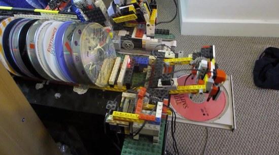 CD-wisselaar LEGO