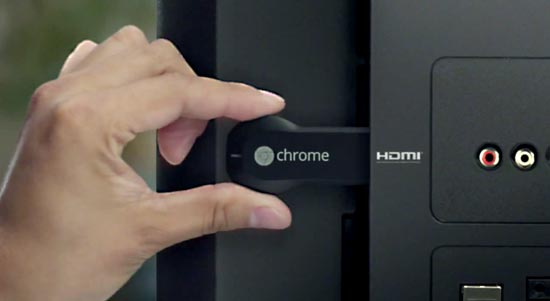 Chromecast stick voor je tv