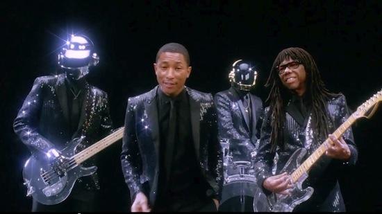 Nieuwe singel Daft Punk keiharde knaller op Spotify