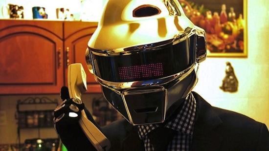 Daft Punk Helm kopen