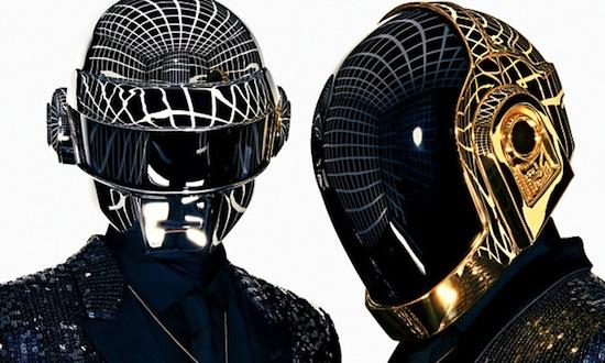 En het Spotify-record is gebroken door... Daft Punk
