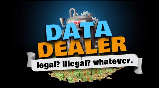 Data Dealer the Game