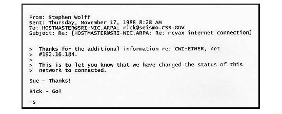 Oh wat was het internet toen nog beleefd. N00b!