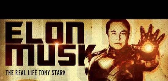 Tony Stark en Elon Musk, zijn ze soms familie? [infographic]