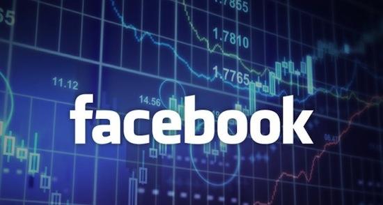 Facebook is nu meer dan 100 miljard waard