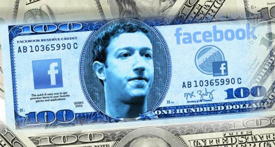 Facebook dollar
