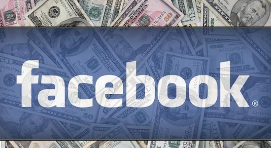 Facebook niet langer gratis