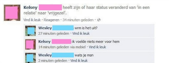 De tien domste Facebook-statussen van Nederland - Deel 2