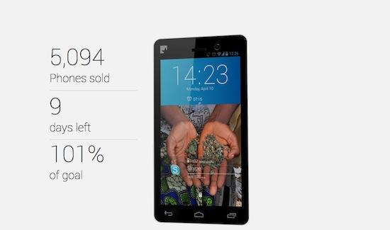Nederlandse FairPhone gaat in productie!