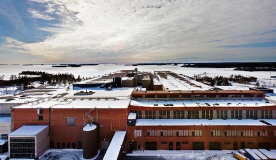 Datacentrum Google finland