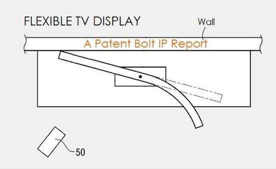 Kunnen we in de toekomst onze Samsung-TV buigen?