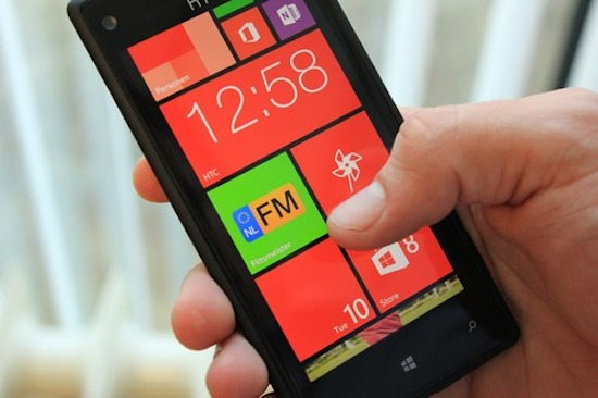 Flitsmeister voor Windows Phone
