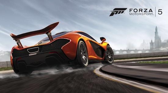 Forza Motorsport 5 voor de Xbox One