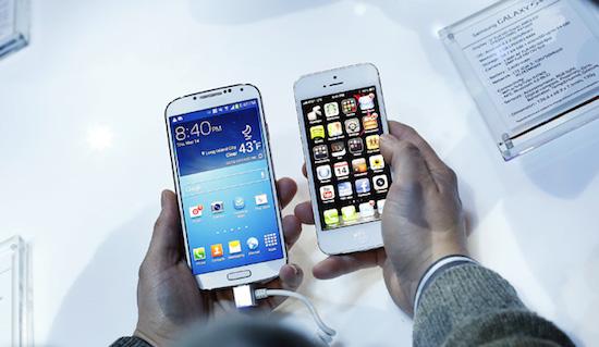Dit zijn de tien best verkochte smartphones [september 2013]