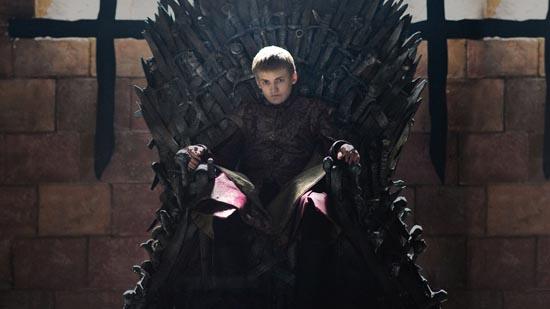 King Joffrey vindt downloaden niet tof