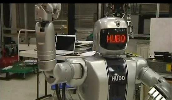 Google koopt twee Gangnam Style-robots