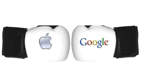 Google start giga-rechtszaak tegen Apple en Microsoft