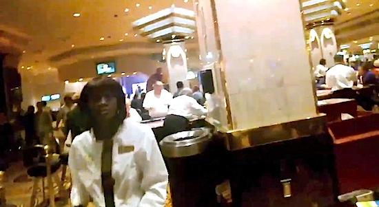 Video: met Google Glass een casino binnenlopen. Lukt dat?