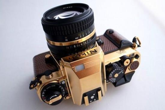 Gouden Nikon FA
