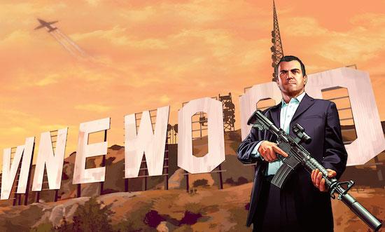 'GTA 5 komt naar de Playstation 4 en Xbox One