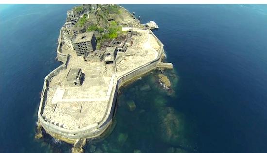 Google Street View brengt Japans spookeiland in beeld