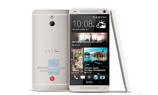 HTC One in het klein: dit is hem!