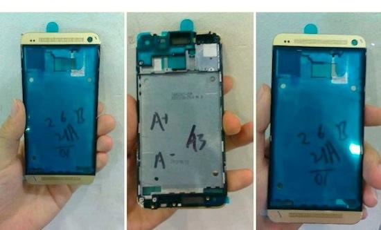 Gouden HTC One