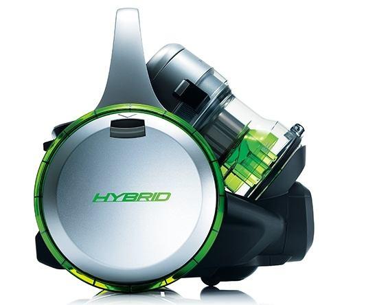 Panasonic Hybride Vacuum