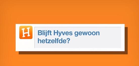 Weet iemand wat de toekomst van Hyves wordt?