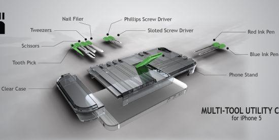 iN1 case iPhone 5