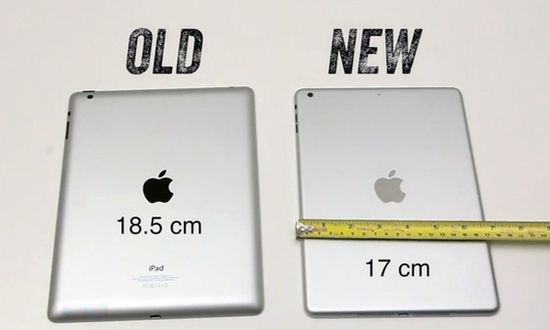 Vergeleken: iPad 5 vs iPad 4