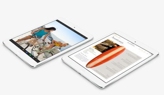 iPad mini Retina levertijd