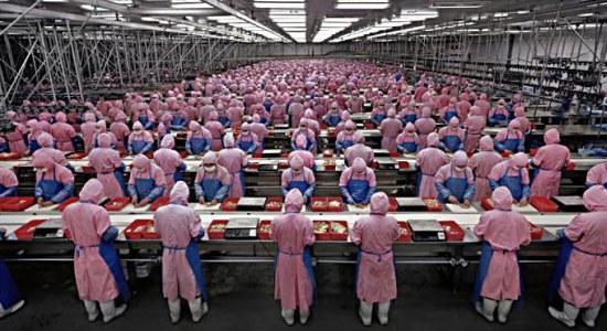 iPhone 5 productie @ Foxconn