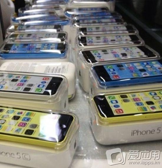 Verpakking iPhone 5C