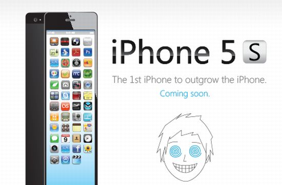 iPhone 5S - Coming soon!