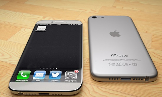 'iPhone 5S wordt overgeslagen, iPhone 6 is de volgende'