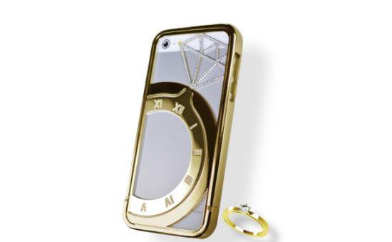 iPhone case Koku goud