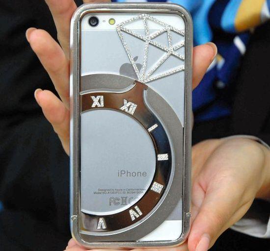 iPhone case Koku zilver