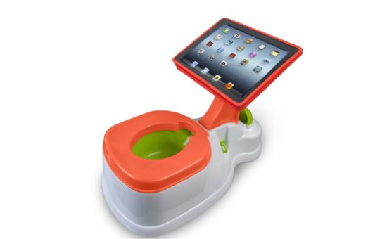 iPotty iPad  houder