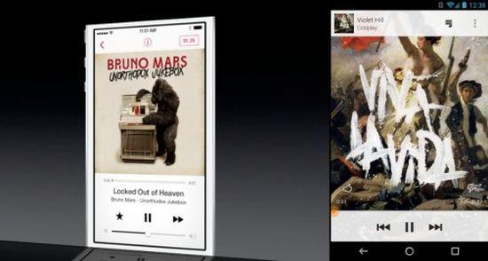 iTunes Radio vs Google Music