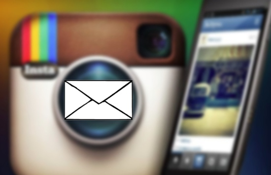 Instagram chatfunctie
