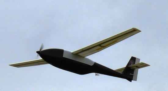 Drone op waterstof kan twee dagen aaneengesloten vliegen