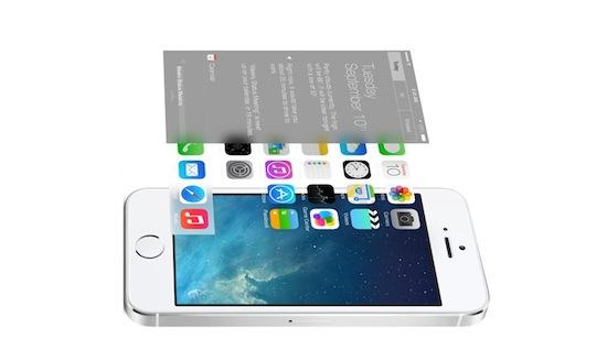 Vijf apps die al vernieuwd zijn voor iOS 7