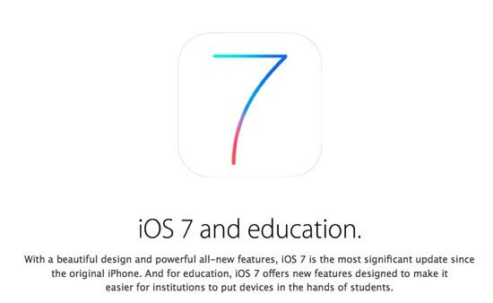 iOS 7 zou juist moeten helpen bij beveiliging