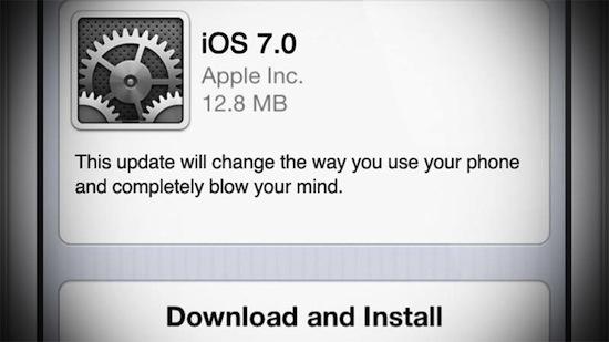 iOS 7 concept video